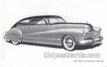 tra007019 - 1946 Buick Road master Sedanet Automotive, Autos, Cards Old Vintage Antique Postcard Post Card
