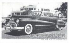 tra007027 - 1948 Buick Road master Convertible Coupe Automotive, Autos, Cards Old Vintage Antique Postcard Post Card