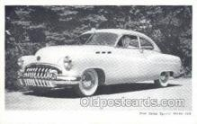 tra007028 - New Buick Special Model 46S Automotive, Autos, Cards Old Vintage Antique Postcard Post Card