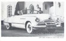tra007030 - 1949 Buick Road master Convertible Coupe Automotive, Autos, Cards Old Vintage Antique Postcard Post Card