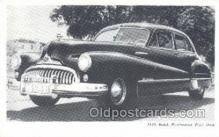 tra007031 - 1948 Buick Road master Four Door Automotive, Autos, Cards Old Vintage Antique Postcard Post Card