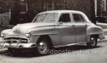 1951 Plymouth Cranbrook 4 Door Sedan