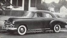 tra007062 - 1950 Chevrolet Style line Special 4 Door Sedan Automotive, Autos, Cards Old Vintage Antique Postcard Post Card