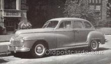 tra007075 - 1946 Dodge 4 Door Sedan Automotive, Autos, Cards Old Vintage Antique Postcard Post Card