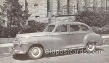 tra007077 - 1948 Dodge 4 Door Sedan Automotive, Autos, Cards Old Vintage Antique Postcard Post Card