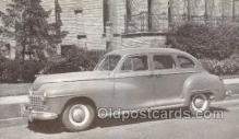 tra007086 - 1948 Dodge 4 Door Sedan Automotive, Autos, Cards Old Vintage Antique Postcard Post Card