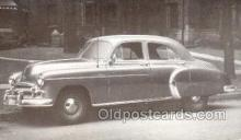 tra007092 - 1950 Chevrolet Style line Deluxe 4 Door Sedan Automotive, Autos, Cards Old Vintage Antique Postcard Post Card