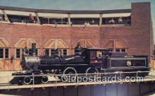 trn001220 - Railfair 81 Trains, Railroads Postcard Post Card Old Vintage Antique