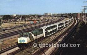 trn001305 - Go Transit, Toronto, Ontario, Canada Trains, Railroads Postcard Post Card Old Vintage Antique