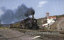 trn001310 - Ontario Northland Railway The Northland, Toronto, Ontario, Canada Trains, Railroads Postcard Post Card Old Vintage Antique
