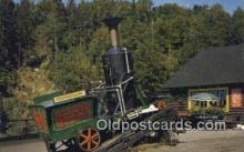 trn001496 - Old Peppersass, Mt Washington, New Hampshire, NH USA Trains, Railroads Postcard Post Card Old Vintage Antique