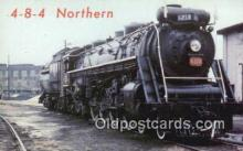 trn001516 - Canadian National Railroad, 484 Northern, Engine No 6218, Canada Trains, Railroads Postcard Post Card Old Vintage Antique