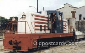 trn001529 - Lukens Steel Company's 76 Trains, Railroads Postcard Post Card Old Vintage Antique