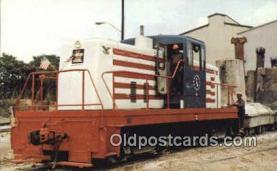 trn001530 - Lukens Steel Company's 76 Trains, Railroads Postcard Post Card Old Vintage Antique