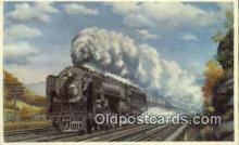 trn001597 - The Pittsburgh And Lake Erie Railroad Company Trains, Railroads Postcard Post Card Old Vintage Antique