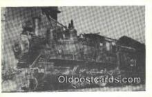 trn001623 - Trains, Railroads Postcard Post Card Old Vintage Antique