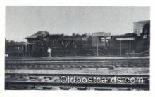 trn001630 - Trains, Railroads Postcard Post Card Old Vintage Antique