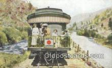 trn001636 - Oriental Limited Trains, Railroads Postcard Post Card Old Vintage Antique