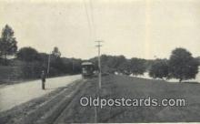 trn001644 - Trains, Railroads Postcard Post Card Old Vintage Antique