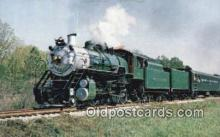 trn001698 - Southern Railways Locomotive No. 722, Tennessee, TN USA Trains, Railroads Postcard Post Card Old Vintage Antique