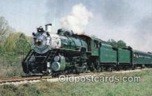 trn001699 - Southern Railways Locomotive No 722, Tennessee, TN USA Trains, Railroads Postcard Post Card Old Vintage Antique