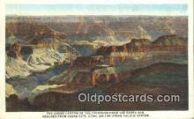 trn001727 - The Grand Canyon Of Colorado, Cedar City, Utah, UT USA Trains, Railroads Postcard Post Card Old Vintage Antique