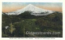trn001762 - Mount Hood, Union Pacific Railroad System, Oregon, OR USA Trains, Railroads Postcard Post Card Old Vintage Antique