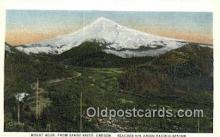 trn001765 - Mount Hood, Union Pacific Railroad System, Oregon, OR USA Trains, Railroads Postcard Post Card Old Vintage Antique