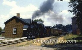 trn001825 - CPR 4 60 No. 526, Elora, Ontario Trains, Railroads Postcard Post Card Old Vintage Antique