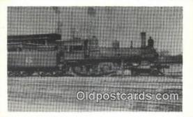 trn001834 - Trains, Railroads Postcard Post Card Old Vintage Antique