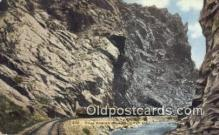 trn001877 - Royal Gorge, Colorado, CO USA Trains, Railroads Postcard Post Card Old Vintage Antique