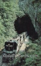 trn001971 - Natural Tunnel State Park, Clinchport, Virginia, VA USA Trains, Railroads Postcard Post Card Old Vintage Antique