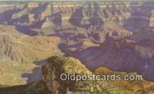 trn002247 - Grand Canyon National Park, USA Trains, Railroads Postcard Post Card Old Vintage Antique