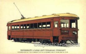try001012 - Cincinnati & Lake Erie Railroad Company Cincinnati, OH, USA