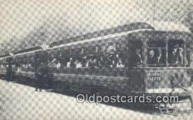 try001015 - IRC Three Car Train Lake Ontario, USA