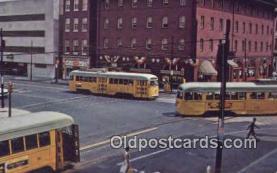 try001016 - Baltimore Transit Baltimore, USA