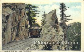 try001041 - Granite Gate Mt. Lowe, CA, USA