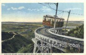 try001046 - Circular Bridge Mt. Lowe, CA, USA