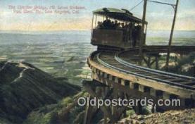 try001047 - Circular Bridge Mt. Lowe Division, Los Angeles, CA, USA