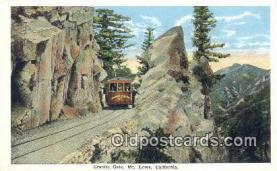 try001056 - Granite Gate Mt. Lowe, CA, USA