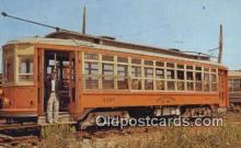 Seashore Trolley Museum