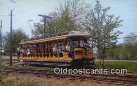 Connecticut Electrim Railway Trolley Museum