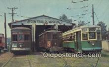 try001145 - Three Trolleys of Yesterday, Arden Trolley Museum Pennsylvania Railway Museum Association Inc