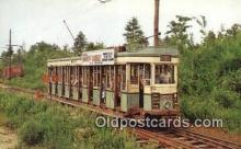 try001176 - No 1700 P Class Compartmented Tram, Seashore Trolley Museum Kennebunkport, Maine, USA