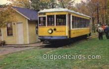 try001236 - Trolley Car, Museum Warehouse Point, Conn, USA