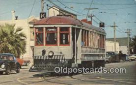 try001290 - No 1, Original Fleet San Francisco Municipal Rys
