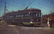 try001294 - Car No 607  Union Street Railway