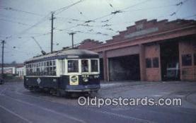 try001303 - Car 414, 1901 Scranton Transit Co