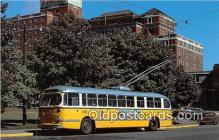 Nova Scotia Light & Power T44 Trolley Coach