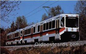 Portland Tri Met LRT
